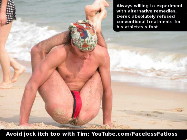 TimRitterFaceless Fat Loss